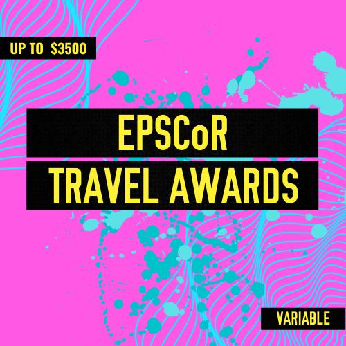 Epscor travel awards